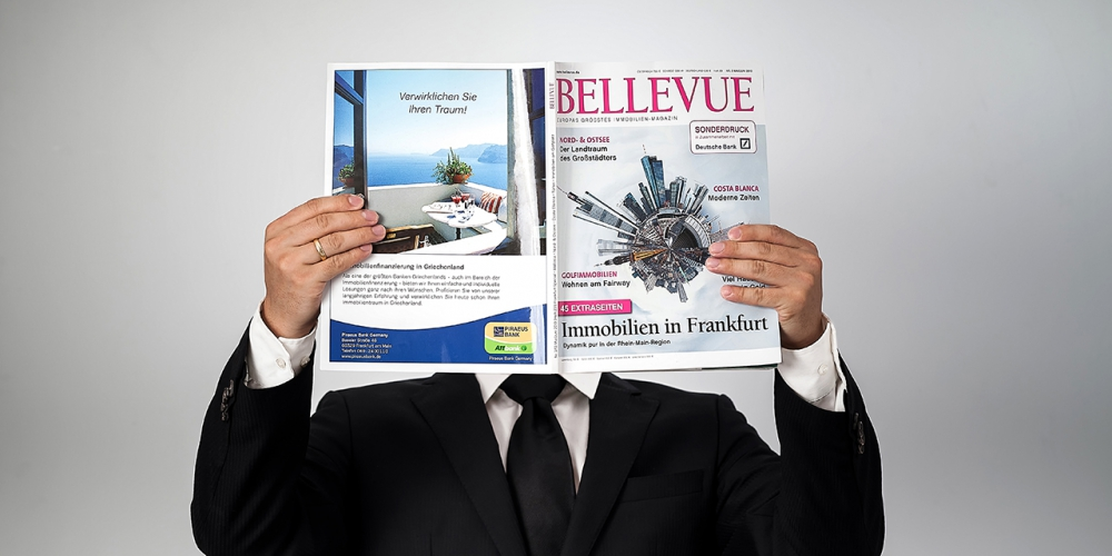 Coverbild für BELLEVUE